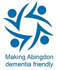 Deamntia Friendly Abingdon logo